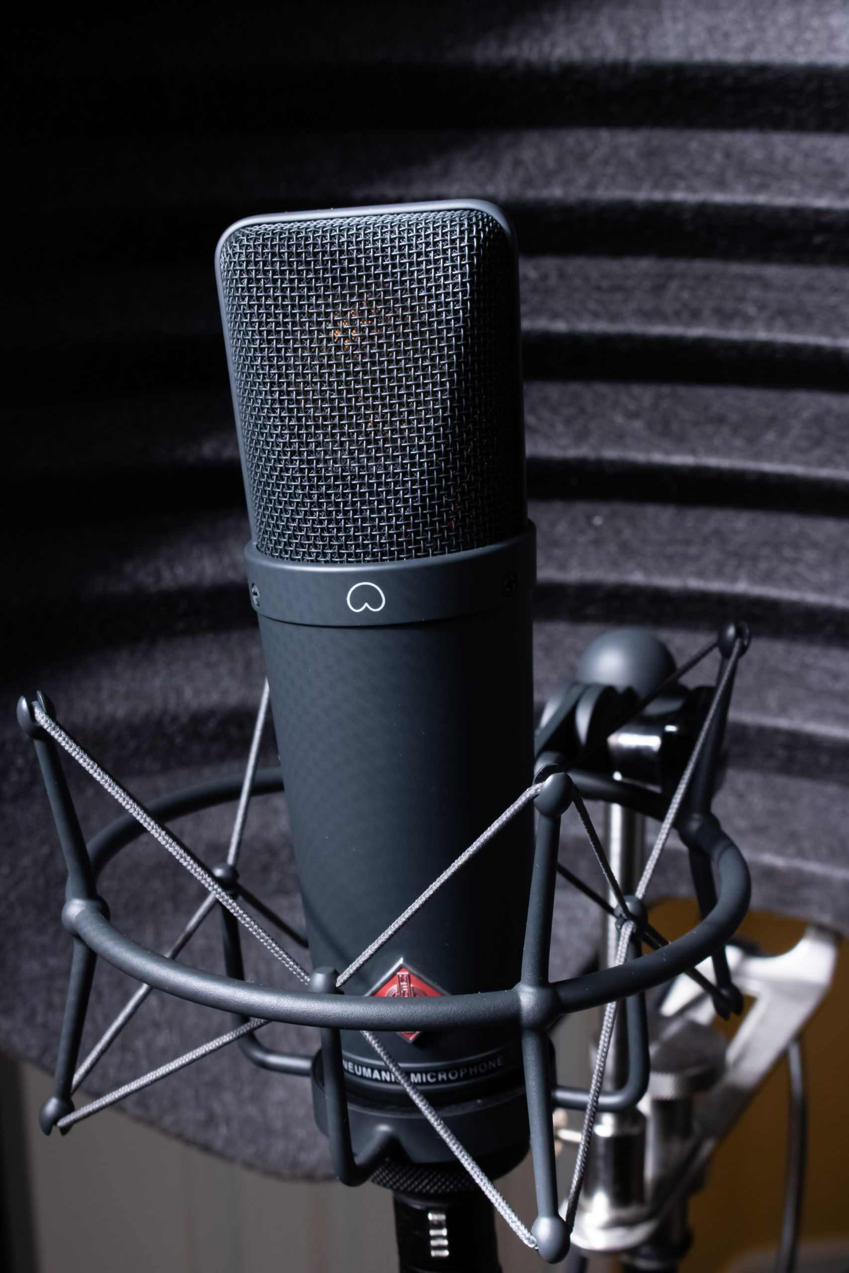 Christian & Gospel music production with Neuman TLM 197 microphone