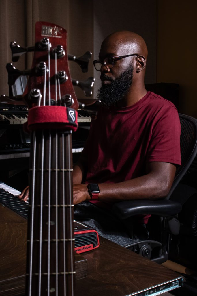 Samuel Hill is a Christian & Gospel Music Producer